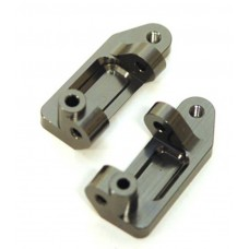 Aluminum Caster Blocks Gun Metal Stampede/Slash