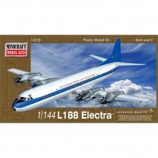 1/144 L-188 Electra Demonstrator Plastic Model Kit