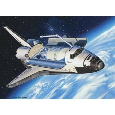 1:144 Space Shuttle Atlantis Plastic Model Kit