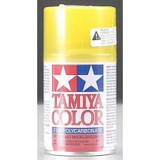 PS-42 Polycarbonate Spray Paint Translucent Yellow