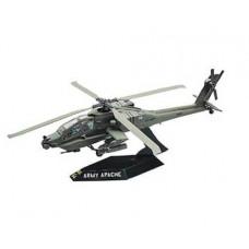 1:72 SnapTite Apache Heli Plastic Model Kit