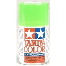 PS-28 Polycarbonate Spray Paint Fluorescent Green
