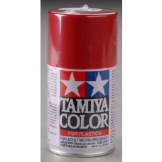TS-18 Metallic Red 3 oz Spray Lacquer Paint