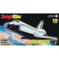 1:200 SnapTite Space Shuttle Plastic Model Kit