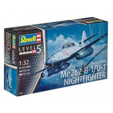 Revell Germany 1:32 Messerschmitt Me 262B-1 Fighter Model Kit