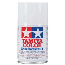 PS-1 Polycarbonate Spray Paint White