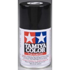 TS-14 Black 3 oz Spray Lacquer Paint