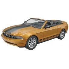 1:25 Snap 2010 Mustang Convertible Model Kit