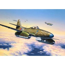 Revell Germany 1/72 Scale Me262 A1A Plastic Model Kit