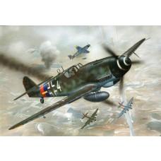 Revell Germany 1:72 Messerschmitt Bf 109 G-10 Model Kit