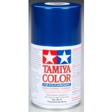 Tamiya PS-59 Dark Metallic Blue Poly-carbonate Spray Paint