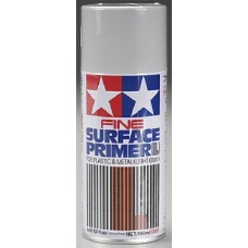 Surface Primer Light Gray 180ml Spray
