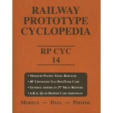 Railway Prototype Cyclopedia Volume 14