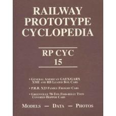 Railway Prototype Cyclopedia Volume 15