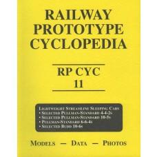 Railway Prototype Cyclopedia Volume 11