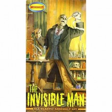 Moebius Models The Invisible Man Plastic Model Kit