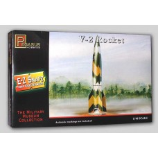 1:48 Snap Together V-2 Rocket Model Kit