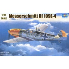 1/32 Messerschmitt Bf 109E-4 Plastic Model Kit