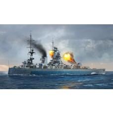 Trumpeter 1:700 HMS Nelson '44 Plastic Model Kit