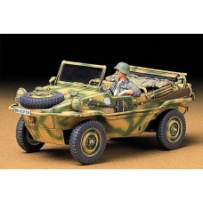 1:35 Schwimmwagen Type 166 Plastic Model Kit