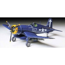 1:72 WB Corsair F4U1D Plastic Model Kit