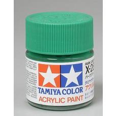 X28 Park Green 3/4 oz Acrylic Paint Jar