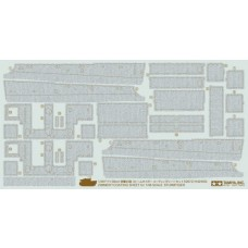 Tamiya 1/48 Sturmtiger Zimmerit Coating Sheet