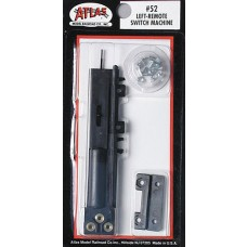 Atlas HO Code 100 Remote Left Hand Switch Machine