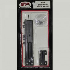 Atlas HO Code 100 Manual Right Hand Switch Machine