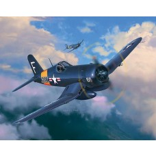 1/72 F4U-4 Corsair Plastic Model Kit