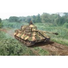Italeri 1/56 Wargame King Tiger Tank Plastic Model Kit