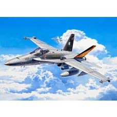 Revell Germany 1:72 F/A-18C Hornet Plastic Model Kit 04894