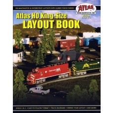 Atlas HO King-Size Plan Book
