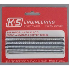 K&S Engineering Tubing Bender Kit