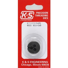 K&S Engineering 2.5mm Threading Die