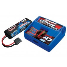 Traxxas Single Charger/2S LiPo Battery Combo