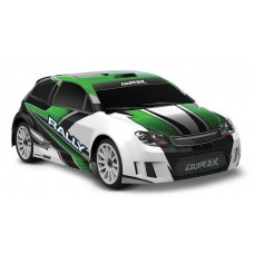Traxxas LaTrax Rally 1/18 RTR Car Green
