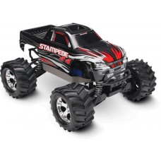 Traxxas Stampede 4x4 1/10 Brushed Truck RTR Black
