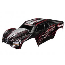 Traxxas X-Maxx Painted Body Red