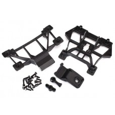 Traxxas E-Revo 2 Front/Rear Body Mounts and Hardware
