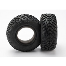 Traxxas Ultra Soft S1 SCT Dual Profile Tires (2) 5871R