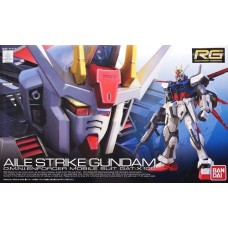 Bandai RG 1/1400 #03 Aile Strike Gundam Plastic Model Kit