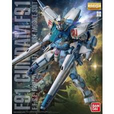 Bandai 1/100 Gundam F91 Version 2.0 Master Grade Plastic Model Kit