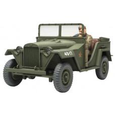 Tamiya 1/48 Russian Field Car GAZ-67B Plastic Model Kit