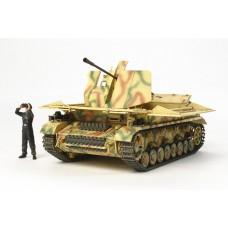 Tamiya 1/48 Flakpanzer IV Mobelwagen Plastic Model Kit