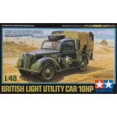 Tamiya 1/48 British Small Staff Car 10HP Plastic Model Kit