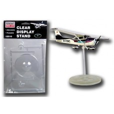 Minicraft Models Clear Display Stand