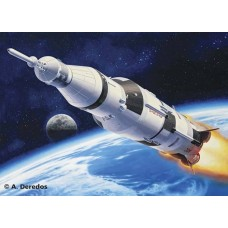 1:144 Saturn V Plastic Model Kit