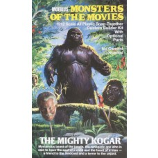 Moebius 1/12 Monster of the Movies The Mighty Kogar Model Kit
