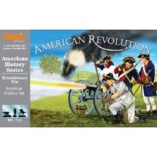 Imex Model Co. 1/32 Revolution US Artillery Plastic Model Kit